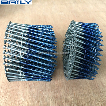 wholesale cheap high quality framing coil nails