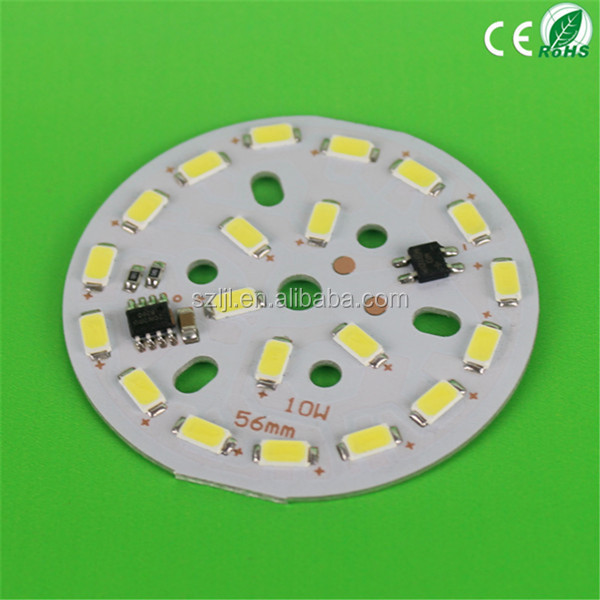 SMD5630/SMD5730 10W LED Bulb Circuit Board