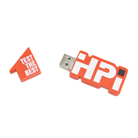 Eco friendly Silicone usb flash drive wholesale Personalized Logo promotional usb flash drive