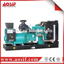 Factory price diesel generators 350 kva With CE and ISO9001 Certificates