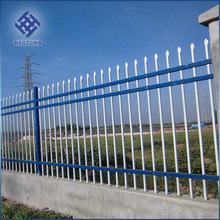 Factory price free design wrought iron ornamental fence caps