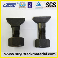 Railway clamp bolt by bolt machine used railway sleepers