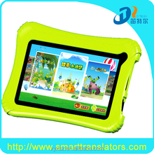 Best children Gift wifi camera 8GB memory android kids tablet pc 7 inch