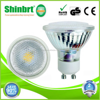 GU10 4w wholesale glass LED lighting bulb