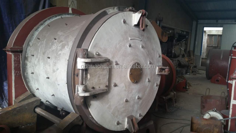 China Roller Bed Convey type Rotary Table type Shot Blasting Machine