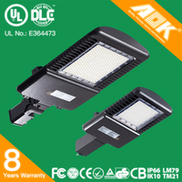 130LM W Street LED Pole Light