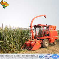 New design agricultural equipment of 4QZ-1800 self -propelled mini harvesters about corn stalk cutting machine