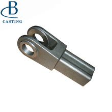 High Manganese Mining Parts Hammer Steel Precision Investment Casting