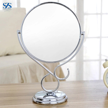 Gifts For Ladys Decorative Table Top Hand Mirrors With Pedestal