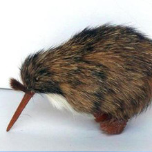 new zealand souvenir Pluche kiwi knuffeldier