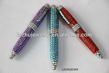 Bling office desk gifts Rhinestone pens LZCNDZ0354