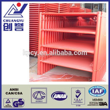 Tubular Steel Ladder Frame Scaffolding