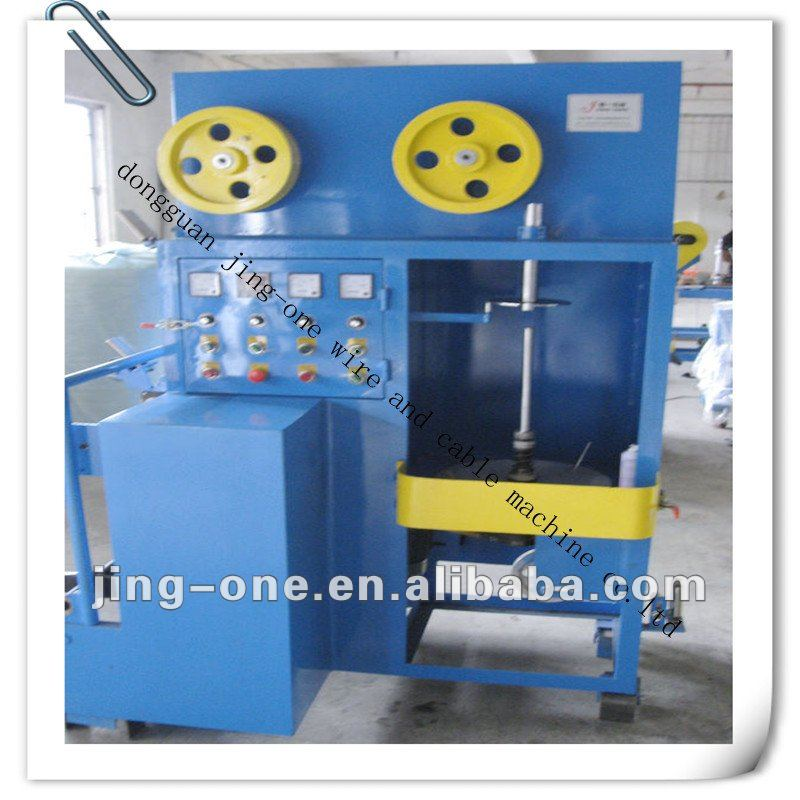 wire and cable taping machine
