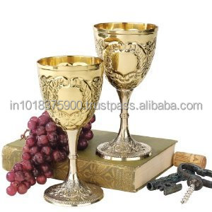Silver champagne flute, wine goblets, red wine goblet, pewter goblets, silver wine goblets, wine glass, bar supplies