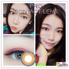 wholesale proce IDOl same model multi color soft contact lens PRO india