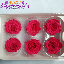 wholesale natural preserved roses Used to make diy gifts