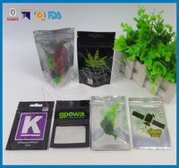 custom printed decorative food grade ziplock plastic bags,foil ziplock bag