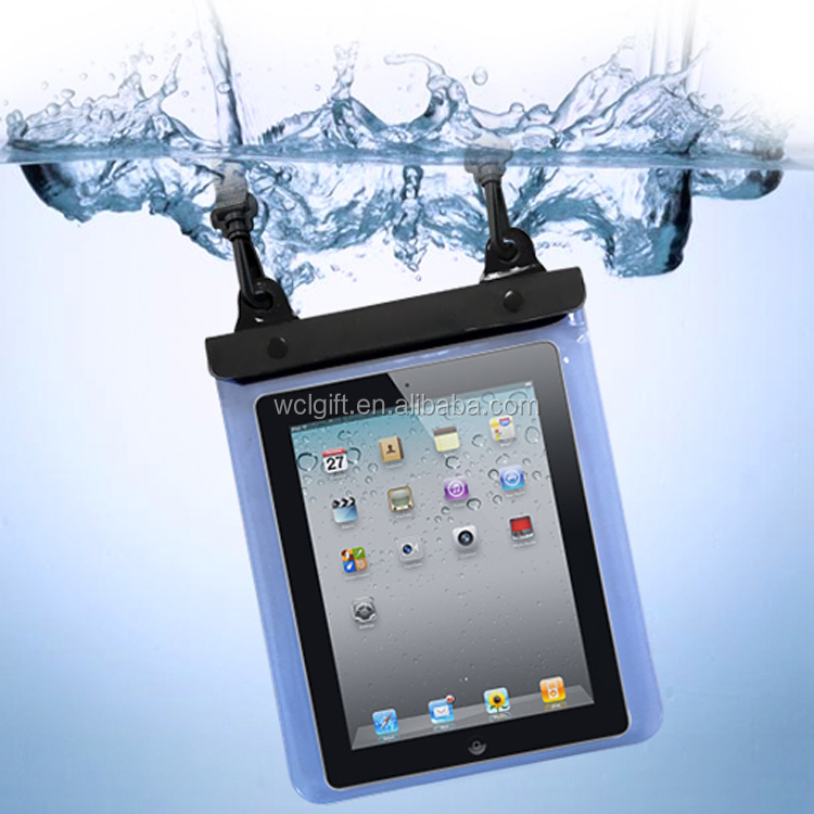 hot sale wholesale PVC TPU waterproof tablets case for ipad