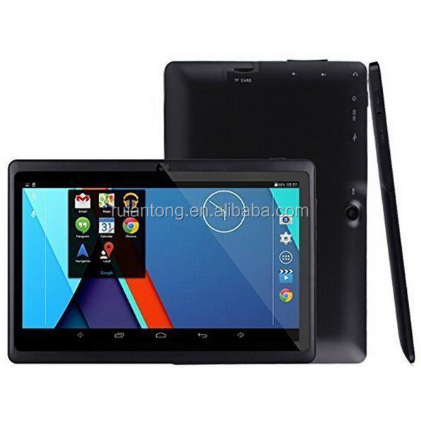 New Boxchip Q8H Quad Core 512MB RAM 4GB ROM 7 Inch Screen Cheap android Tablet PC