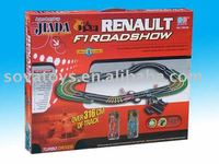 Battery Operated Track Rail Train Toy
