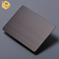 Laminated Stainless Steel Sus 304 Plate