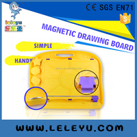 Colorful drawing toys Learn Sketchpad toys kids writing magnetic board