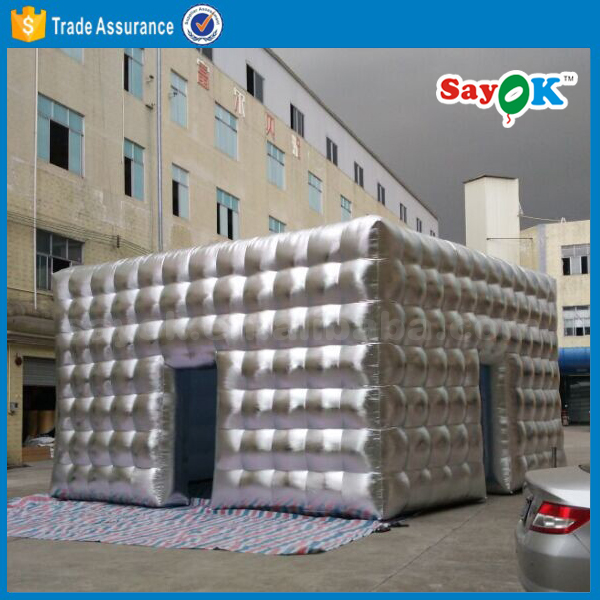 Large Inflatable Event & Exhibition Cube event inflatable Party Tent for display