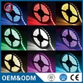 flexible 60LEDs SMD5050 white LED strip 12VDC/24VDC