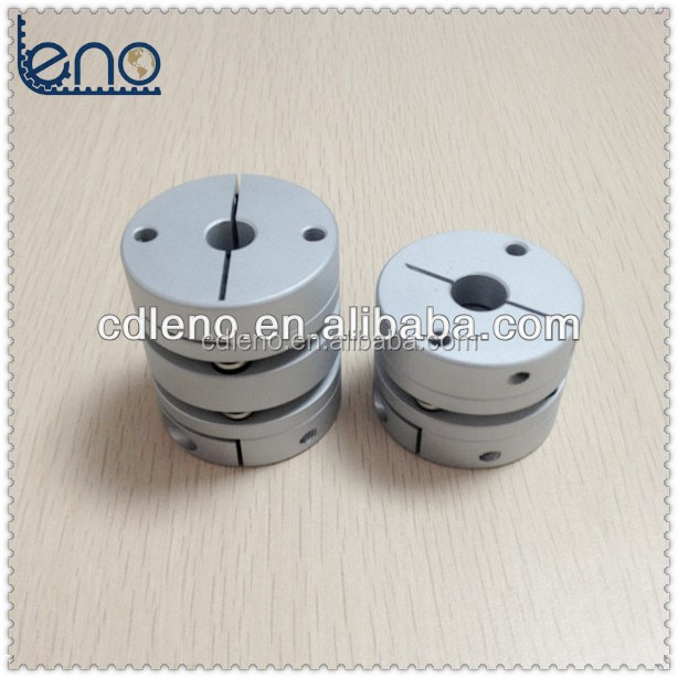 Metal disc coupling