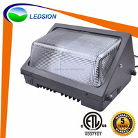 industrial led light 80w etl led wall pack light outdoor wall mounted corner lights building exterior wallexterior wall