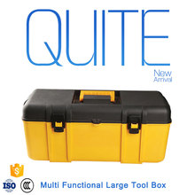portable hot sale plastic rolling tool box hardware case