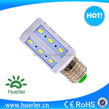 led solar light 5W LED Energy Saving LED Corn light bulbs DC12V 12 volt dc