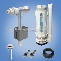 Side Entry Fill Valve & Dual Flush Valve kits