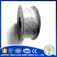 Galvanized Flat Round Stitching Wire For