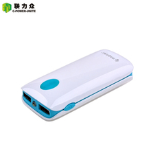 2017 Promotional gift universal portable power bank , Mobile Power Banks support custom External Battery power bank 5000mah