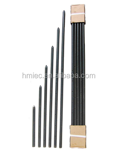 concrete form steel stakes