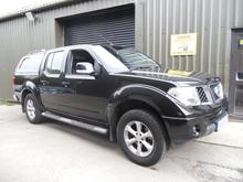 2009 Nissan Navara Double Cab Pick Up Acenta 2.5DCI