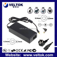 ac/dc adapter 12v 5a ac dc adapter 24v 2.5amp power supply CE FCC Rohs