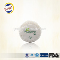 Manufacturers Cheap Wholesale White Round Bath Soap