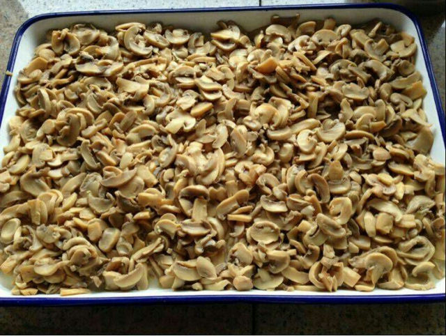 Canned Mushrooms Pieces & Stems (Product of Malaysia)