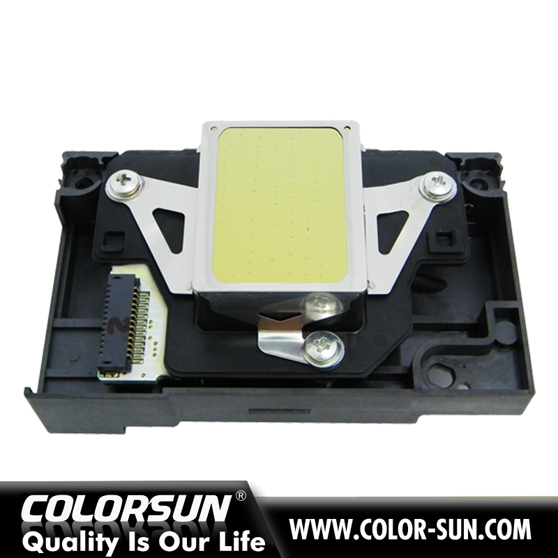 Original F180000 printhead for Epson L800 L801 tx650 PX660 printer parts Print Head