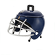 Helmet shaped bbq grill/American football helmet portable charcoal BBQ grills