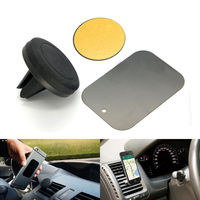 Strong recommend flexible magnetic cell phone holder easy on and off