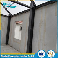 Sgs Certified Prefabricated House Mobile/Prefab Container
