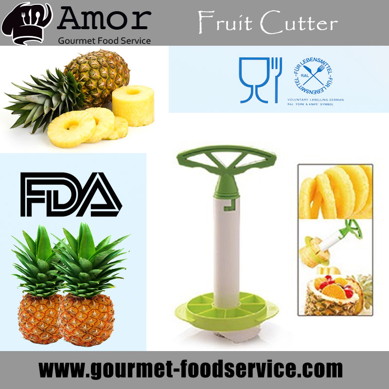 New Kitchen Accessories Vegetable Fruit Pineapple Cutter Slicer Corer
