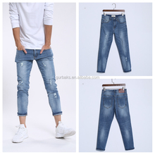 Newly Style Straight Cotton Jeans Bangladesh