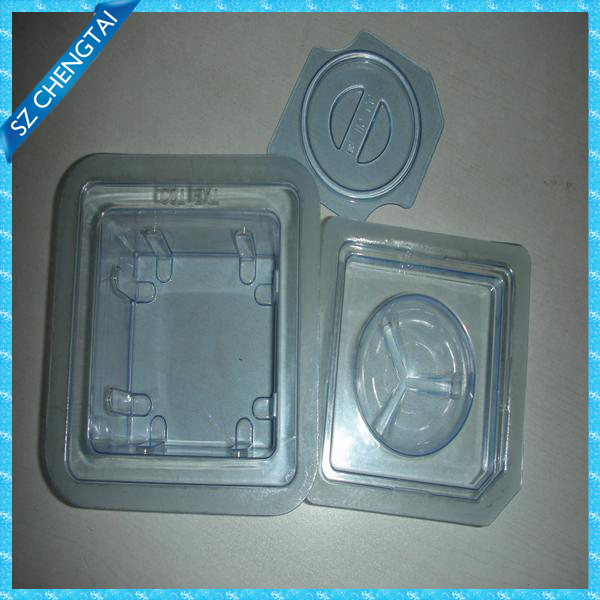 Clear plastic packaging,plastic product blister,plastic blister