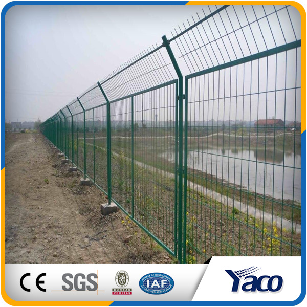 China manufacture best price new iron pool fence