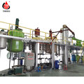 Multi-functional hot sale Used Motor Oil recycling To base oil refining Machine