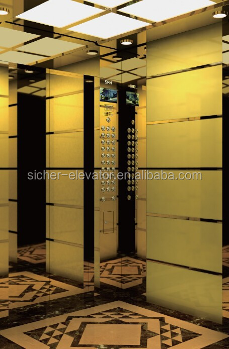 SRH Brand Confortable and Elegance Small Size Elevators and Lifts